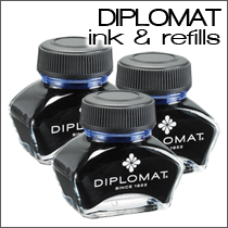 DIPLOMAT - ink & refills you can rely on